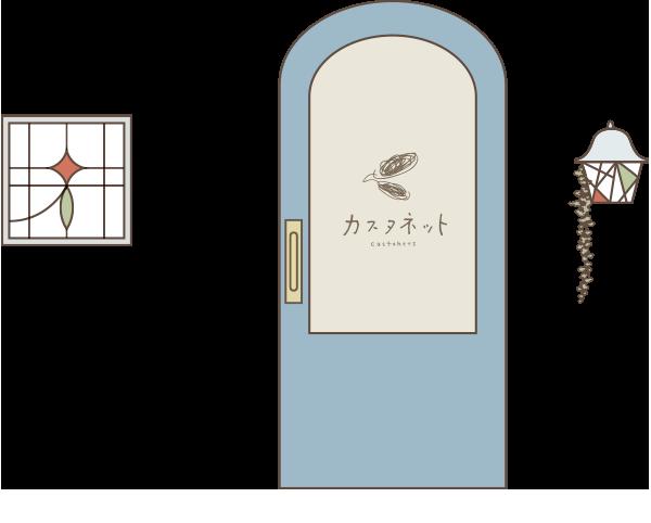世田谷 赤堤の美容室カスタネット